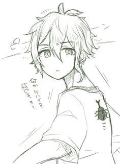 Rantaro Amami  Danganronpa V3 Danganronpa V3, Danganronpa Characters, Rantaro Amami, Some Pictures, Oc, Drawings, Anime, Dibujo, Sketches