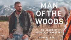 Justin Timberlake Announces New Album Man In The Woods | We Up On It