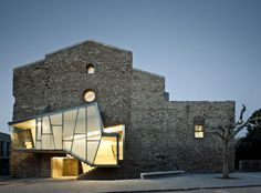 Image 1 of 8. Convent de Sant Francesc / David Closes. Image © Jordi Surroca; Courtesy of Institut Ramon Llull