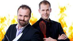 Jonathan Garnier et Mathieu Cloutier, juges à Ça va chauffer! Tie Clip, Showgirls, Its Okay, Season 2