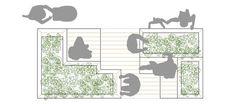 Instant City Life Parklet Landscape Plaza, Landscape Architecture Drawing, Landscape Concept, Green Architecture, Urban Landscape, Landscape Design, Urban Intervention, Urban Park, Urban Furniture