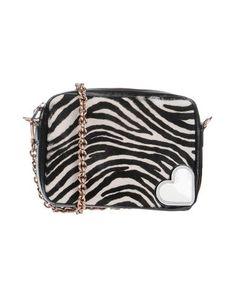 HOGAN . #hogan #bags #shoulder bags #clutch #metallic #fur #hand bags #