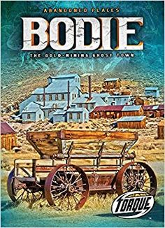 Check out the newest Bodie book to be released - www.amazon.com/dp/1626176949/?tag=bodiestatehistor #Bodie #books #travel #GoldMining #history Abandoned Castles, Abandoned Mansions, Abandoned Places, Most Haunted Places, Abandoned Amusement Parks, Old West, Ghost Towns, Audio Books, Old Things
