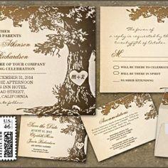read more – TREE WEDDING INVITATION | Wedding and Party Invitations