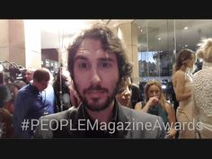 What Happens When You Give a Star a Selfie Stick?   JOSH GROBAN   This man is multitalented. And one of those talents is being able to get in the most looks of anyone on the GIF cam.