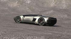 Concept Car: De Tomaso Mangusta Legacy Concept by Maxime de Keiser | Immagine 7 di 28
