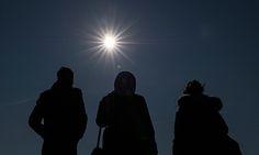 Mar 20. Solar Eclipse.