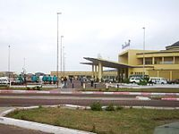 N'Djili International Airport Country : Democratic Republic of the Congo Location : Kinshasa