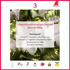 calendrier de l'avent Fitness Diet, Health Fitness, Smoothie Vert, Fibres, Nutritional Recipes, Miracle, Eat Fruit, Eating Clean, Nutrition Meal Plan