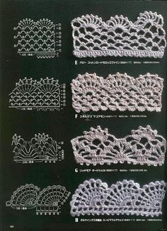 edging crochet