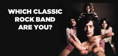 Which Classic Rock Band Are You? I got Led Zeppelin.  Ok, Sierra. Let's see you get Beatles