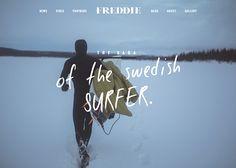 Freddie Meadows | CSS Website