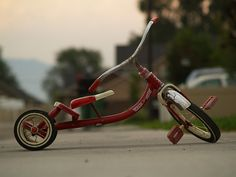 Low Rider Radio Flyer