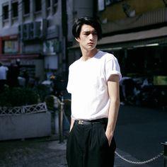 T-shirt: ¥2,000 (CHEAP MONDAY) / その他本人私物