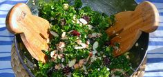 Autumn Kale & Quinoa Salad