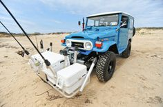 Doesn't have to be a FJ40 but I need a beach buggy