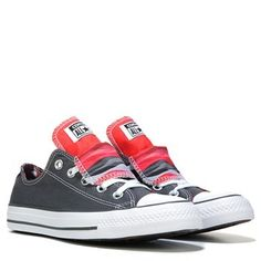 Women s Chuck Taylor All Star Double Tongue Low Top Sneaker  6973ceb08