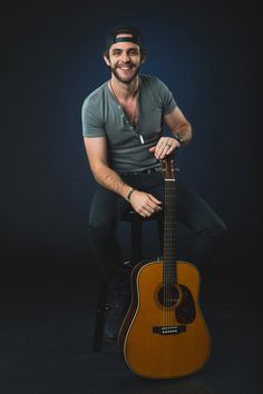 "✔️✔️Thomas Rhett May 2014 w/ Brantley Gilbert ""Let It Ride"" Tour August 2014 w/ Miranda Lambert"