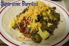 Supersonic Burritos