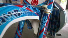 Exclusive and personalized graphics made in italy for each bike model!!! For more information contact me on www.facebook.com/.... Se sei interessato a grafiche personalizzate realizzate in Italia per ogni modello di moto contattami a www.facebook.com/.... o a info@frankricci.it