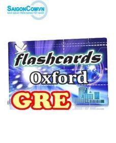 Flashcard Oxford GRE, có vẻ hay, ĐANG giảm giá T^T
