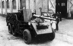 Breda Autocannone Blindato Tipo 102