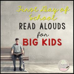 First Day Read Alouds for the Middle Grades