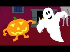 Too Spooky For Me - Halloween Song - YouTube