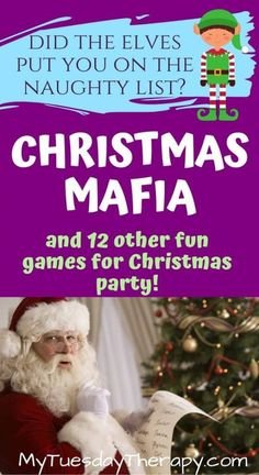 16 Fun Christmas Party Games for Family