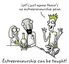 Entrepreneurship Can Be Taught | The Spirit of 15.390.1x | 15.390.1x Courseware | edX