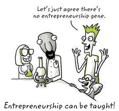 Entrepreneurship Can Be Taught | The Spirit of 15.390.1x | 15.390.1x Courseware | edX