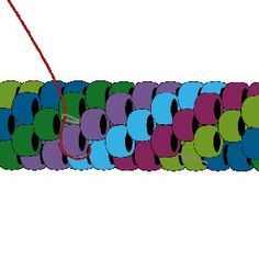Crocheted Rope - Invisible Join : Step 13