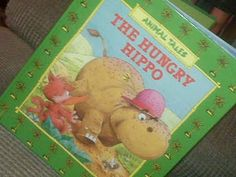 I want the HIPPO book!