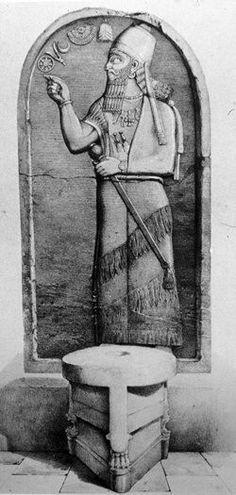 Ninurta The Ancient One, Ancient Near East, Ancient Mesopotamia, Ancient Civilizations, Ancient Aliens, Ancient History, Cradle Of Civilization, Sumerian, Medieval Art