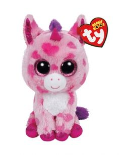 Sugar Pie Unicorn 6 Inch Beanie Boo