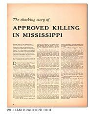 American Experience . The Murder of Emmett Till . Special Features | PBS - Look Magazine's article on Emmet Till, including to letters to the editor.