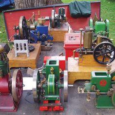 Making Model Gas Engines - Gas Engines - Gas Engine Magazine