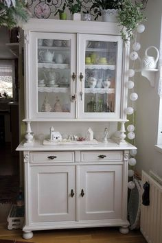 Diy Furniture Projects, Recycled Furniture, Paint Furniture, Furniture Makeover, Diy Kitchen Decor, Shabby Chic Kitchen, Home Decor, Muebles Shabby Chic, Coffee Bars In Kitchen