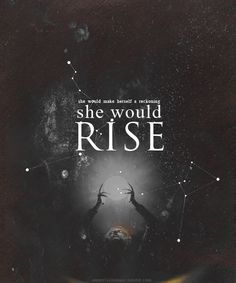"""Writing Prompts/""""She would make herself a reckoning. She would rise. Story Inspiration, Writing Inspiration, Story Ideas, Dark Quotes, Me Quotes, Woman Quotes, Writing Prompts, Writing Tips, Series Quotes"""