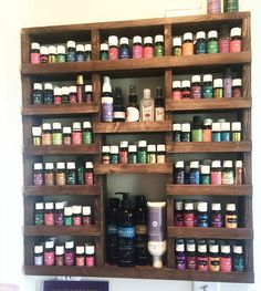 This is the exact shelf I've been dreaming about!
