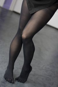 68eaeece5b7 These are genuine Japanese five toed tights. With reinforced panty and  toes. Silky soft