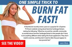 Garcinia Cambogia looks very much like an undersized pumpkin, a fruit that grows in Southeast Asia and India. Garcinia Cambogia contains a key ingredient HCA (Hydroxycitric Acid), which is extracted from the rind of the fruit. The natural HCA in Garcinia Cambogia has shown to accelerate metabolism and works as an appetite suppressant.