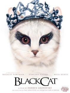"""Black Swan"" is an intense psychological thriller describing a ballet dancer's metamorphosis into the ""Black Swan""...."