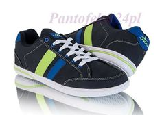 Niebieskie buty sportowe / Blue athletic shoes / 79,90 PLN #summer #sport #spring #shoes #athletic