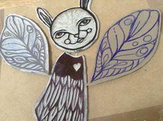 conejos alados