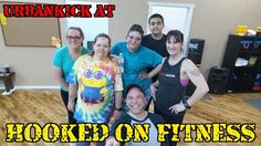 Still #UrbanKicking it each and every Monday night at 7pm at the #HookedOnFitness Studio! Come on up and see why we were just voted #BEST #GroupFitness Studio in #Philly...  #GroupFitness #PhillyPersonalTrainer #FitFam http://ift.tt/1Ld5awW Another shot from #HookedOnFitness