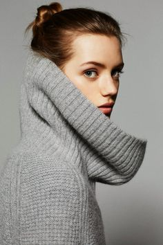 cool cowl; maybe not too practical though...