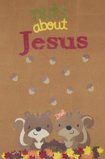 Good door or bulletin board for fall for children's ministry area. Great for church or Nuts about Reading for school Preschool Bulletin Boards, Church Bulletin Boards, Preschool Rooms, September Bulletin Boards, Bullentin Boards, Christian Bulletin Boards, Preschool Classroom, Classroom Ideas, Kindergarten