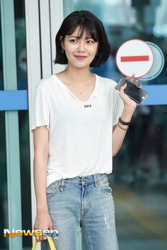 SNSD SooYoung is off to Guam!