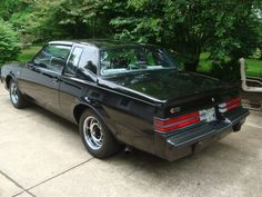 1987 Buick Grand National - LGMSports.com